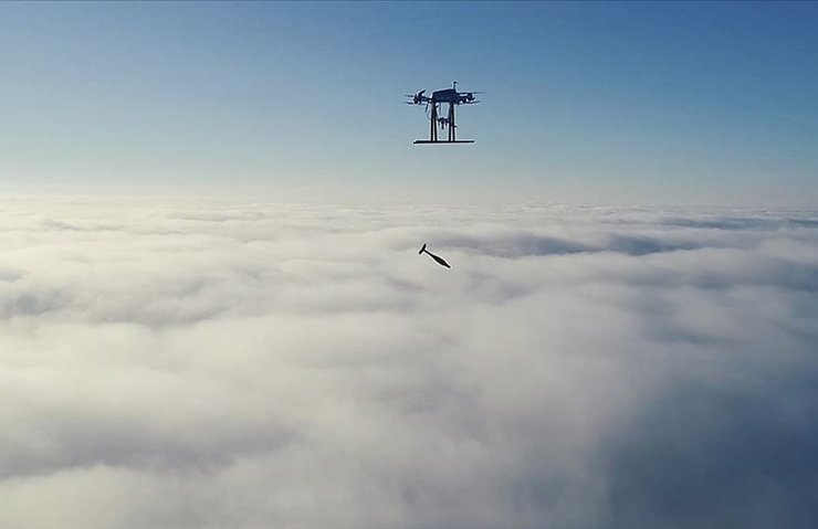 SİLAHLI DRONE, TOGAN İLE İLKE İMZA ATACAK