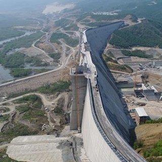 Melen Barajı'nın % 95'i tamamlandı
