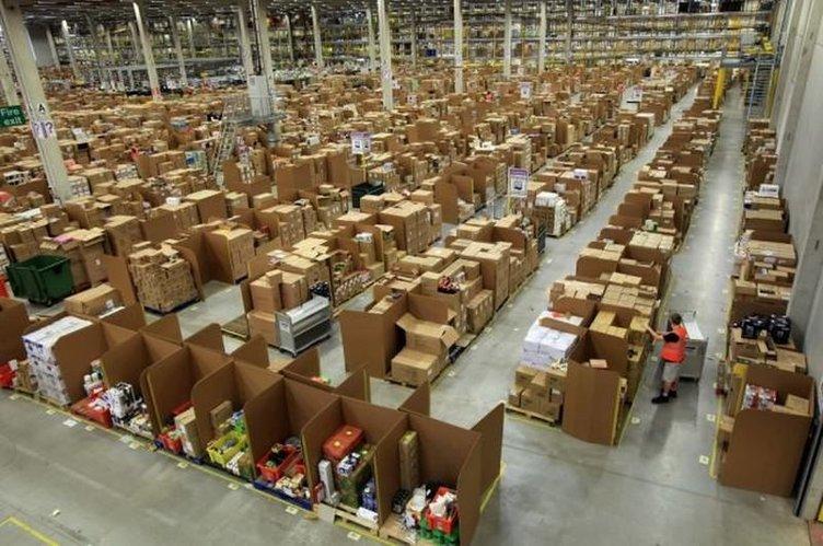 Amazon evreni