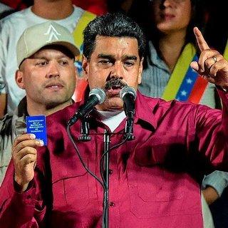 Maduro yeniden başkan