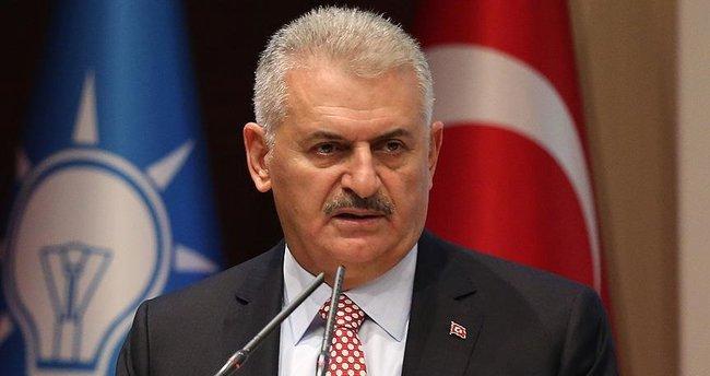 Başbakan Yıldırım'dan AK Parti'li Budak'ın ailesine taziye