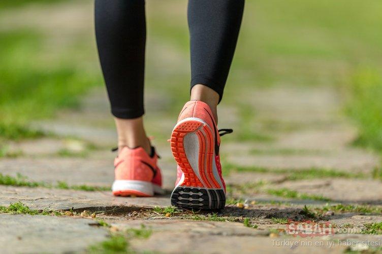 Her gün yürüyüş yapmanın inanılmaz faydaları...