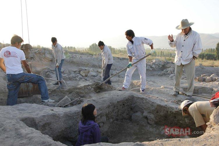 Japonlar insanlık tarihini Anadolu'dan öğreniyor