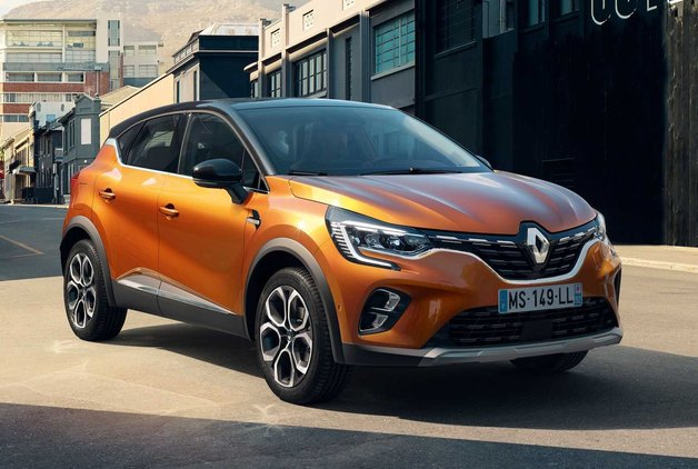 İşte yeni Renault Captur