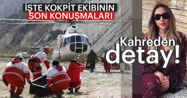 Düşen Türk uçağının kokpit ekibinin İstanbul'daki son konuşmaları ortaya çıktı