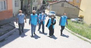 Tokat'ta Osmanlı geleneği 'dış kırası' uygulaması