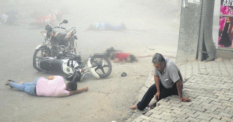 İşte PKK/YPG'nin gerçek yüzü çırpındıkça katliam yapıyorlar