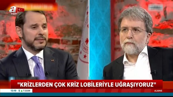 Hazine ve Maliye Bakanı Berat Albayrak'tan 'Döviz kurları' mesajı | Video