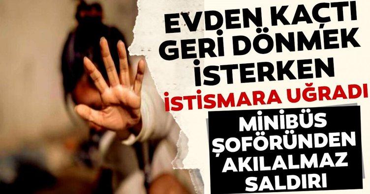 İstanbul'da 14 yaşındaki kız minibüste cinsel saldırıya uğradı