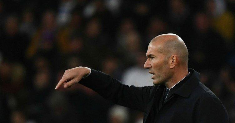 Zidane: Dört dörtlük bir maç çıkardık