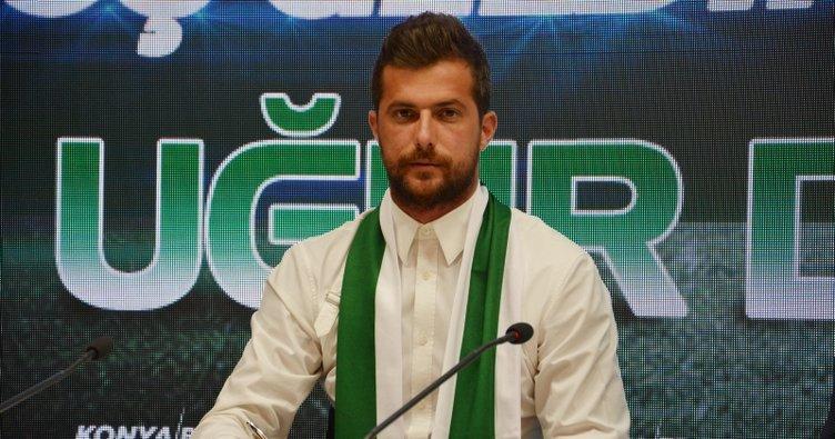 Uğur Demirok resmen Konyaspor'da