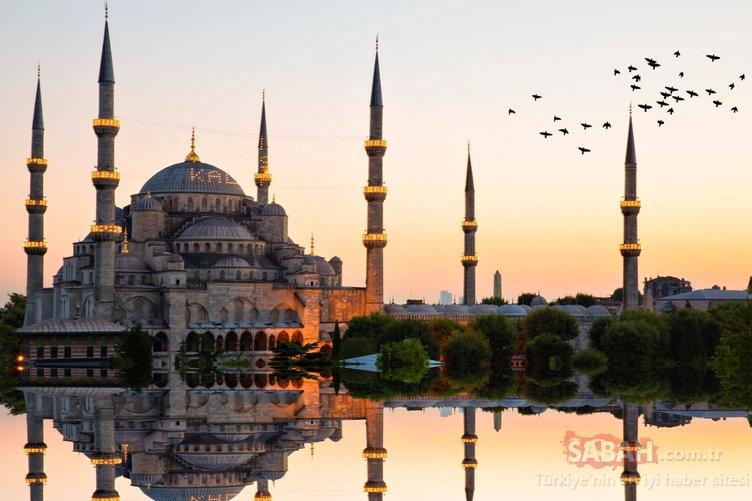 İstanbul'da Gezilecek Tarihi Camiler