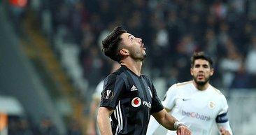 Beşiktaş'ta flaş Tolgay Arslan kararı