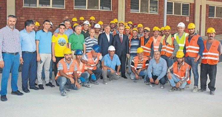 Yatırımcıların Adana OSB'ye ilgisi artıyor