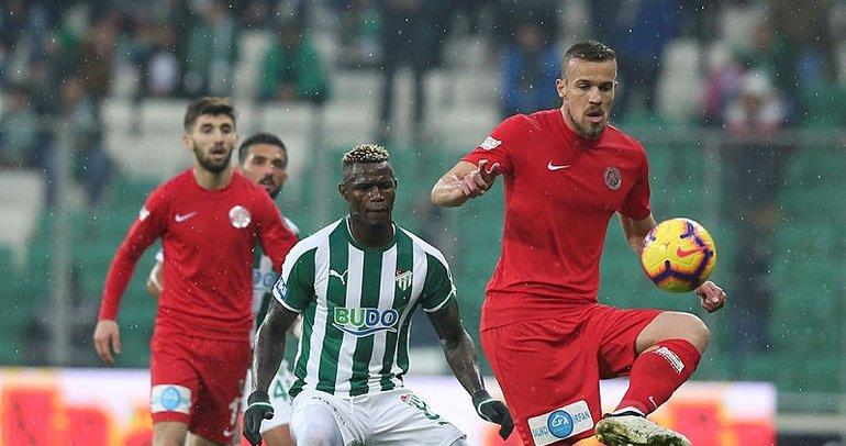 Brezilya'da gündem Antalyaspor!