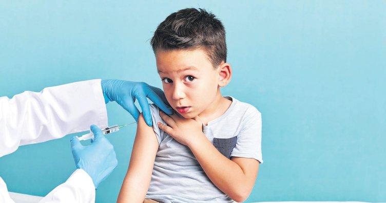 Aşı yaptırmak ya da yaptırmamak... İşte bütün mesele bu