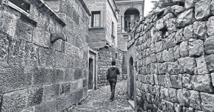 Kasabadan görünen Türkiye