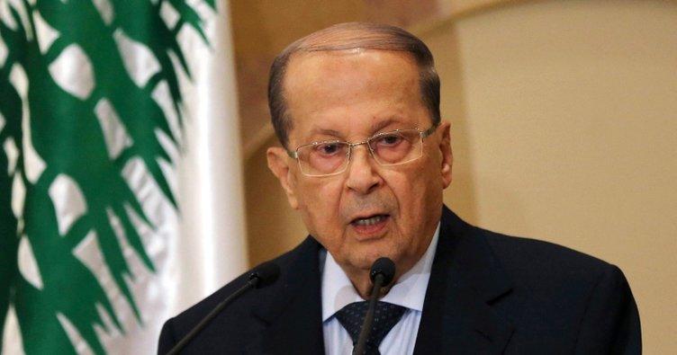Lübnan Cumhurbaşkanı Avn yeni hükümetin bir an önce kurulması çağrısı yaptı