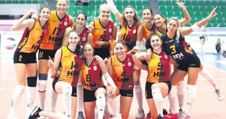 Galatasaray, Sarıyer'i 3-0'la devirdi