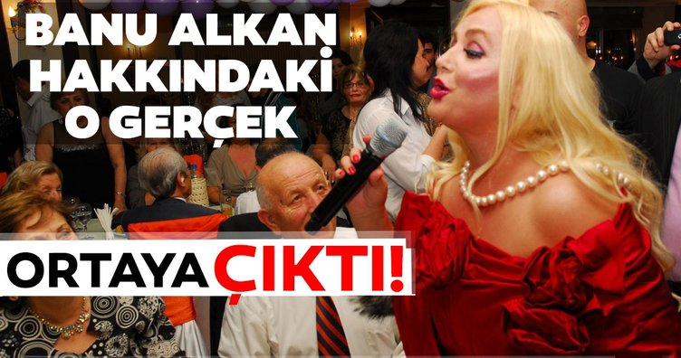 Türkiye'nin Afrodit'i Banu Alkan hakkında o gerçek ortaya çıktı! Aslında ünlü oyuncu...