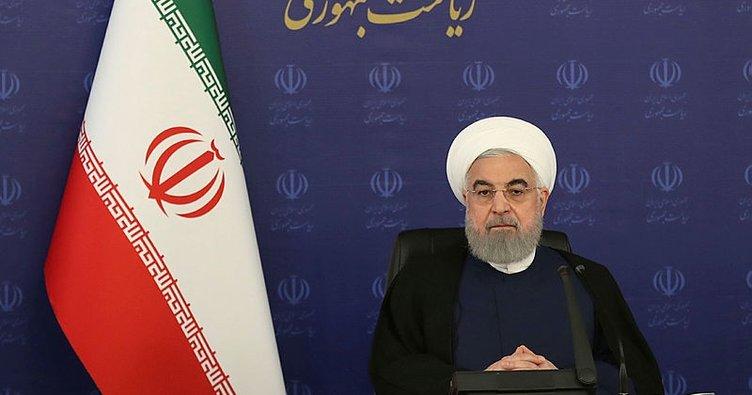 İran'dan ABD'ye tepki! 83 milyon İranlının sağlığını rehin aldılar