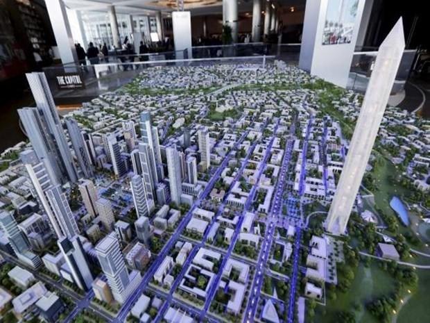 Çinliler Mısır'a başkent yapıyor