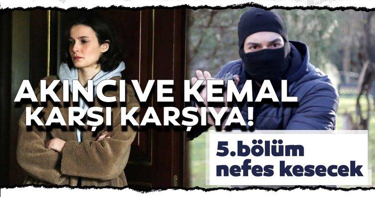 Akıncı ve Kemal karşı karşıya!