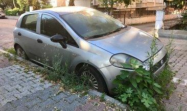 Fiat Punto arabanın son hali şaşkına çevirdi