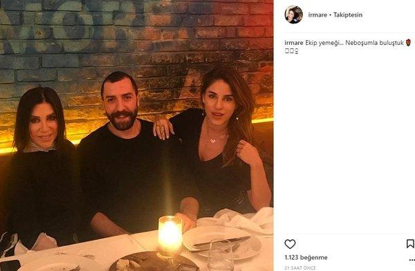 Ünlülerin Instagram paylaşımları (20.01.2018)
