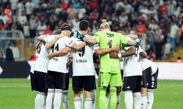 İşte Beşiktaş'ın Ankaragücü maçı kadrosu