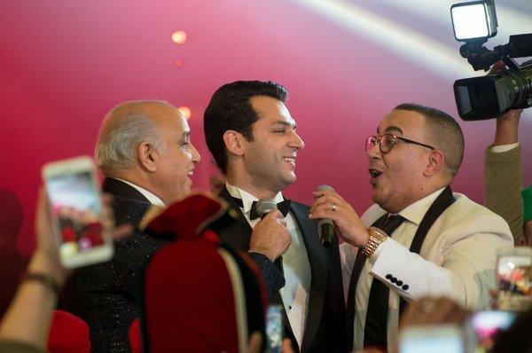 Murat Yıldırım Fas'ta ikinci düğününü yaptı