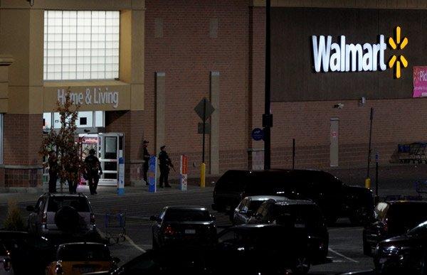 Son dakika: ABD'de süpermarkette silahlı saldırı!