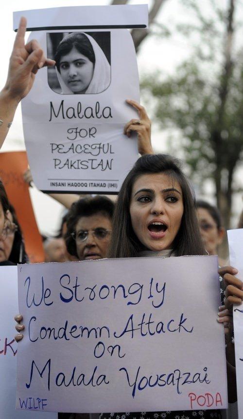 Pakistan bu kız için ayağa kalktı