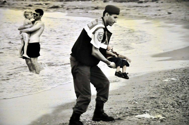 Bodrum'da cesedi sahile vuran Aylan bebeğin yaşanmamış öyküsü nasıl olurdu?