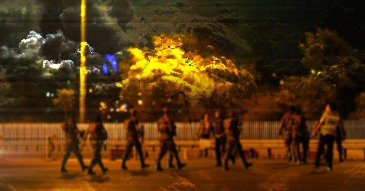 FETÖ'den 3 er gözaltına alındı