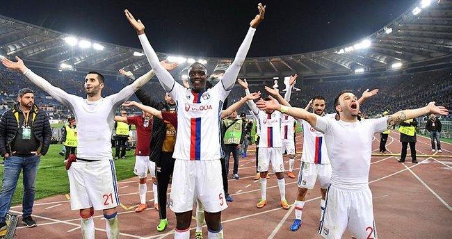 Lyon son haftalarda vites yükseltti!