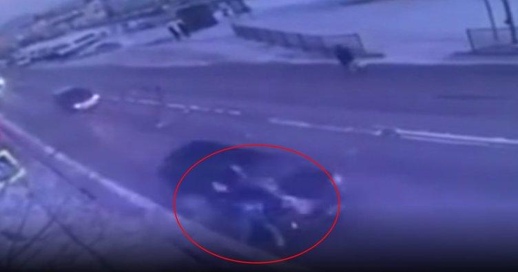 Rusya'da aşırı hız yapan alkollü sürücü dehşet saçtı: 2 ölü