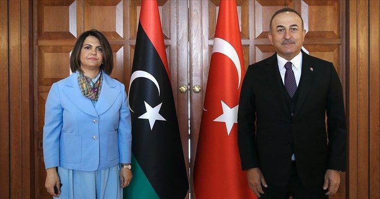 Son Dakika Haberi... Dışişleri Bakanı Mevlüt Çavuşoğlu: Libya'nın bağımsızlığına önem veriyoruz