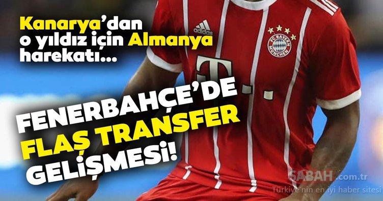 Son dakika: Fenerbahçe'de flaş transfer gelişmesi! Kanarya'dan o yıldız için Almanya harekatı…
