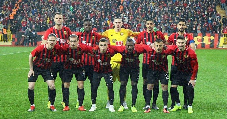 Eskişehirspor'a puan silme cezası kapıda