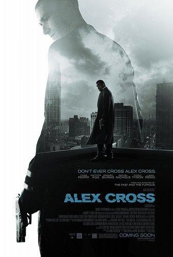 Alex Cross filminden kareler