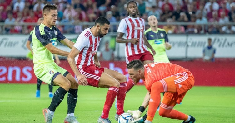 UEFA Şampiyonlar Ligi'nde Medipol Başakşehir'in rakibi Olympiakos