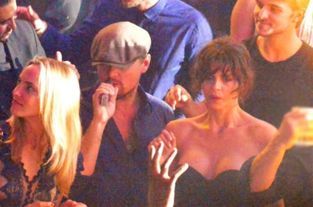 Leonardo DiCaprio çapkınlık turunda
