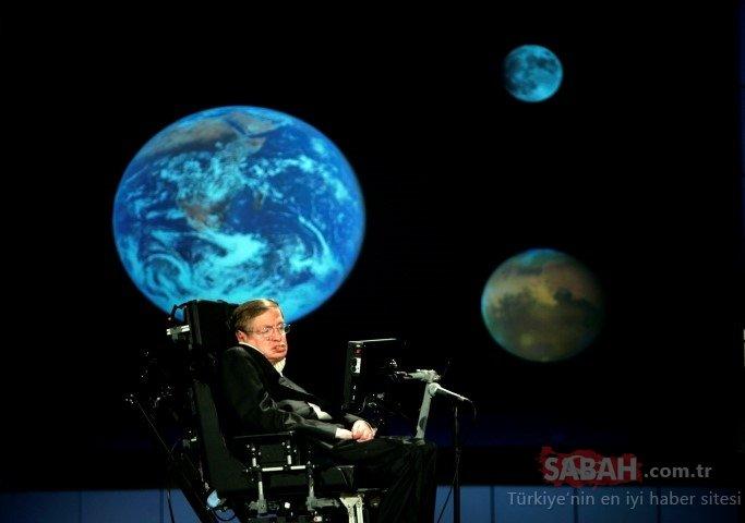 Stephen Hawking'in 'bilgi paradoksuyla' ilgili son makalesi yayımlandı