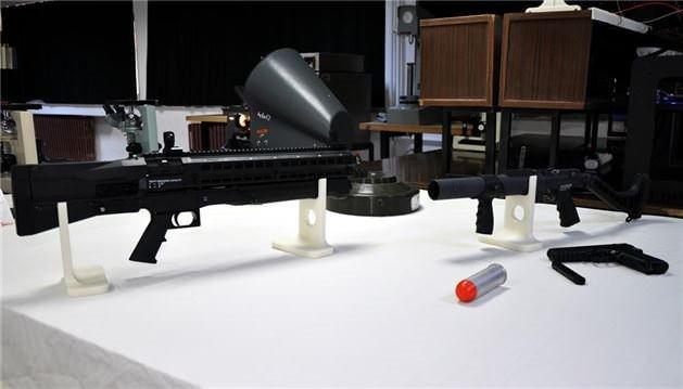 Geleceğin silahları!