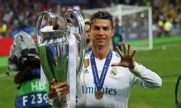 Cristiano Ronaldo'dan ayrılık sinyali