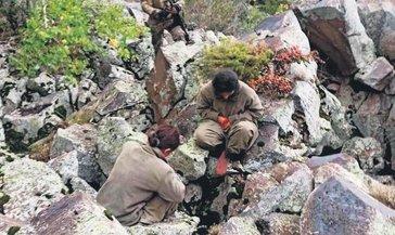 28 yıllık PKK'lı ikna ile teslim oldu