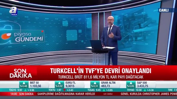 Turkcell'in Türkiye Varlık Fonu'na devrini sağlayacak değişikliklere onay verildi