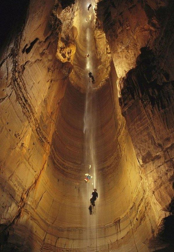 Dünyanın en ölümcül mağarası