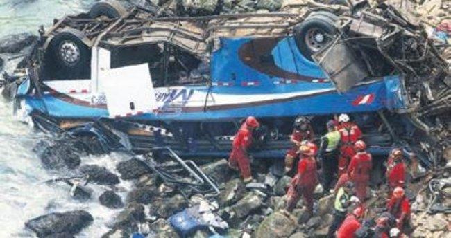 Havada ve karada iki feci kaza: 36 ölü